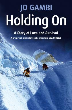 Holding On Book Cover